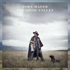 JOHN MAYER - PARADISE VALLEY  CD  11 TRACKS INTERNATIONAL POP  NEU