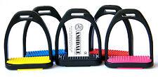 Amidale polymère étriers noir avec différentes couleurs fils neuf avec étiquette