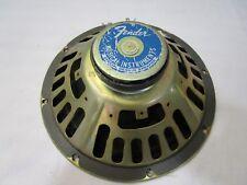 Vintage Fender 10 inch 32 ohm Speaker #1 - From Bassman Ten Cabinet -----> Cool!