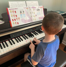 Piano Lesson Books for Kids by Notasium