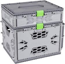 Tackle Box Premium Tuff Krate Kayak Storage Lid Compartment Solution Organizer
