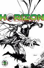 HORIZON #11 CVR C SPAWN MONTH B&W VARIANT IMAGE 17/05/17 NM