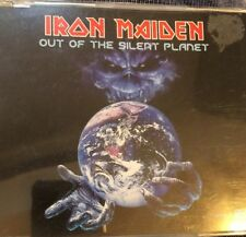 IRON MAIDEN Out Of the Silent Planet Made In The UK. Live Aces High Waste Years