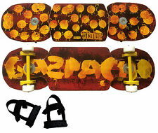 Gazpacho Coconuts Streetboard, Snowboard wave wake hyper surf scooter flip hover