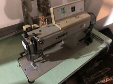 Juki Industrial Sewing Machine, Ddl-5550-6 Wb Sc-120, w/Table Local Pickup Only!