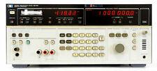 Hp Agilent Keysight 3586c Selective Level Meter 50 Hz 325 Mhz Read