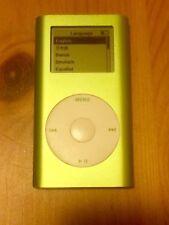 Apple IPOD MINI 2. generazione 120 GB Flash SD Drive aggiornamento), verde