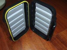 Waterproof Fly  box( Pocket Size Box) Split Foam 5 1/4 by 3 1/2