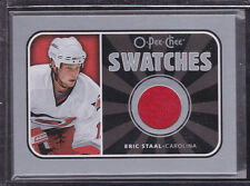 2006-07 O-Pee-Chee Swatches #SES Eric Staal