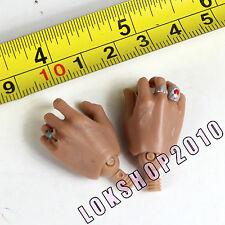"LB-09 1/6 HOT 12"" figure male hands TOYS"