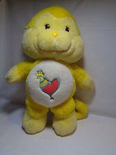 "2004 Care Bears Cousins Playful Heart Monkey Plush Play Along Toys 13"""
