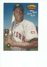 WILLIE MAYS SAY HEY KID 1993 Ted Williams card #126 San Francisco Giants NR MT