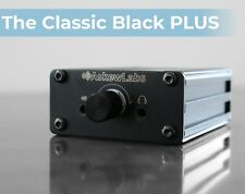 AskewLabs CMoy Portable Headphone UPGRADED Amplifier - The Classic Black PLUS