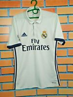 Real Madrid Jersey 2016 2017 Home SMALL Shirt Camiseta Football Adidas S94992