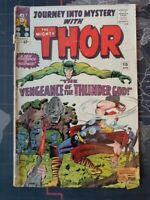 Marvel Journey Into Mystery #115 The Mighty Thor Loki 2nd Absorbing Man 1965