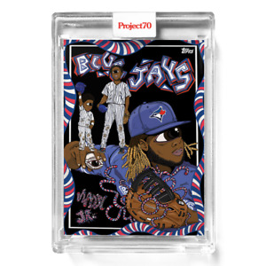 Topps Project 70 Card 352 - 1964 Vlad Guerrero Jr. by Distortedd - READY TO SHIP