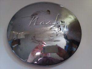 "1940s Nash Hubcap 9"" Diameter Chrome Fair"