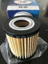 LOT OF 24 Valvoline VO-80 Engine Oil Filter MADE IN USA