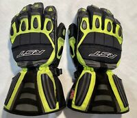 RST STORM  M WATERPROOF Men's Motorcycle Motorbike Gloves Size Large / 10