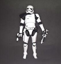 Star Wars Black Series Stormtrooper Officer Black Shoulder Loose Action Figure