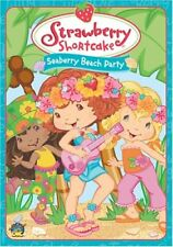 Strawberry Shortcake: Seaberry Beach Party Dvd, The Incredible World of DiC