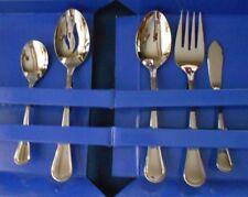 Cuisinart MANSFIELD 5 Piece Serving Set Unused 18/10 Stainless Korea Flatware