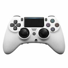 Scuf Gaming Impact Honey Comb Controller for PlayStation 4 - White