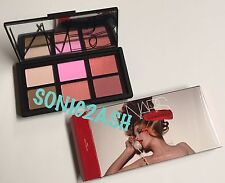 BNIB NARS Guy Bourdin ONE NIGHT STAND CHEEK BLUSH Palette Mistinguette Devotee