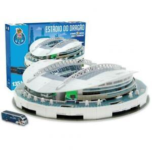 FC Porto Stadium 135pc 3D Puzzle - Estadio Do Dragao - Official Merchandise