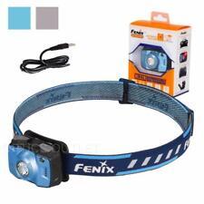 Fenix HL32R 600 Lumen  White + Red LED USB Rechargeable Battery Headlamp (Blue)