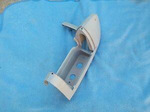 1967 Chrysler Imperial Crown Le Baron NOS MoPar Left FENDER FRONT EXTENSION