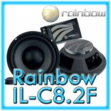 Rainbow IL-C8.2F SlimLine 2-Wege 20cm Flach-Komponentensystem