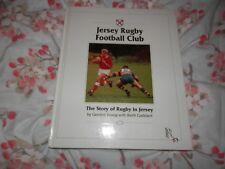 History of Jersey Rugby Football Club Gordon Young Keith Goddard Hardback