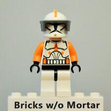 New Genuine LEGO Commander Cody Minifig Star Wars 7959