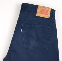 Levi's Strauss & Co Hommes 521 Jeans Jambe Droite Taille W38 L32 BBZ250