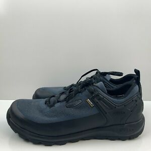 Keen Citizen EVO Knit Waterproof Hiking Shoes Blue 1021158 Mens Size 12