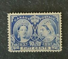 Canada Stamp #60   MH