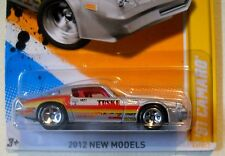 2012 Hot Wheels NEW MODELS #43 * '81 CAMARO * 1981 CHEVY SILVER VARIANT