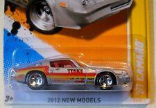 2012 Hot Wheels NEW MODELS #43 * '81 CAMARO * 1981 CHEVY SILVER VARIANT