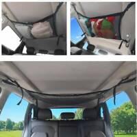 Universal Net Pocket Mesh Bag Car Accs Trunk Storage Car Ceiling Storage Bag LP