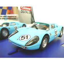 NEW CARRERA DIGITAL SLOT CAR 1:32 PORSCHE CARRERA 904 GTS No.51 BLUE 30682