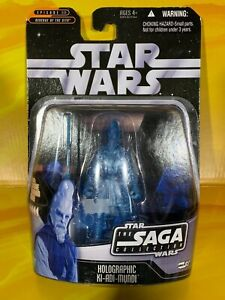 Star Wars - Saga Collection - Holographic Ki-Adi Mundi