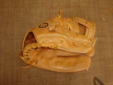 "Wilson #3142 SB-Special Leather 12"" RHT Softball Baseball Glove ""VERY GOOD"""