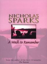 A Walk to Remember,Nicholas Sparks- 9780553812978