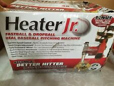 Heater Sports Jr with Bonus Automatic Ball Feeder 52mph Baseball HTR299