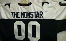 #00 Dallas Custom  Football Jersey Your  Name&Number-SEWN-ON.4XL,5XL,6XL-7XL.