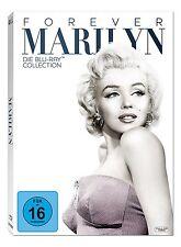Marilyn Monroe - Forever Marilyn - Die Blu-ray Kollektion - 7 BluRays - NEU