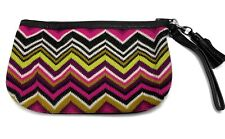 NWOT Missoni for Target Zigzag Knit Clutch Bag Wristlet Passione