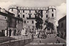 # CORIGLIANO CALABRO:CASTELLO COMPAGNA   1961