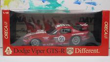 AUTOArt 1:18 Dodge Viper GTS-R #91 Daytona winner 2000 OVP